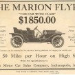 1909 Marion Flyer