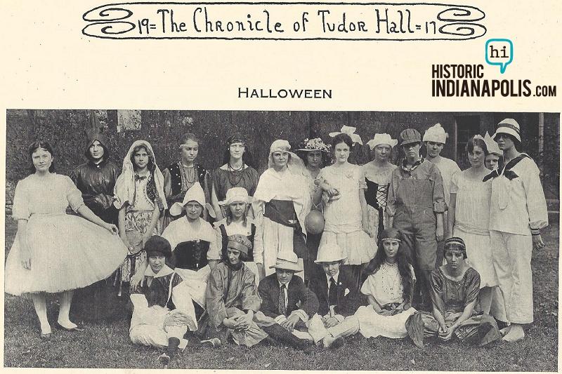 Indy Halloween 1917, What Did Ladies Wear?
