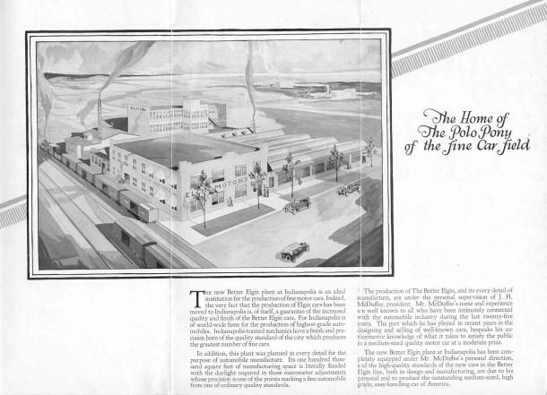 1924 Elgin factory photo