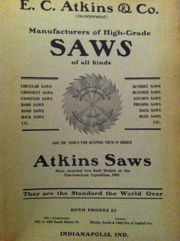 Atkins saw dating