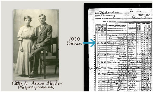 Kickstart Your Family Tree: Using the Census