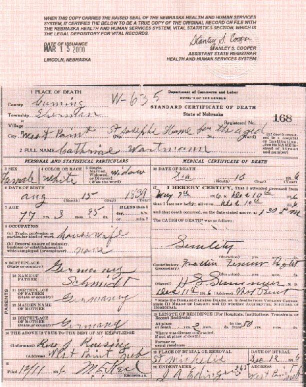Kickstart Your Family Tree: Records of Death