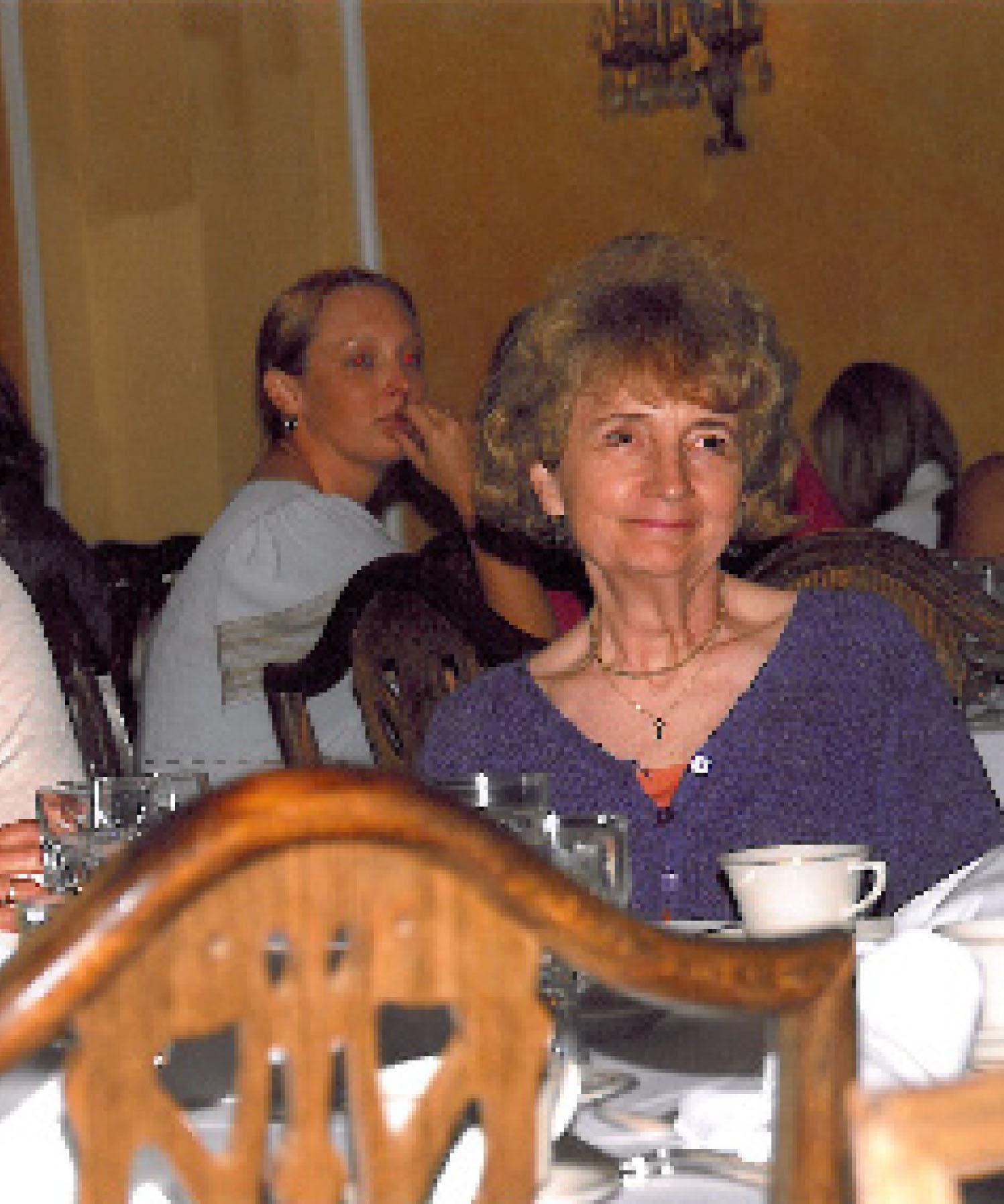 Heritage Steward: Phyllis Geeslin