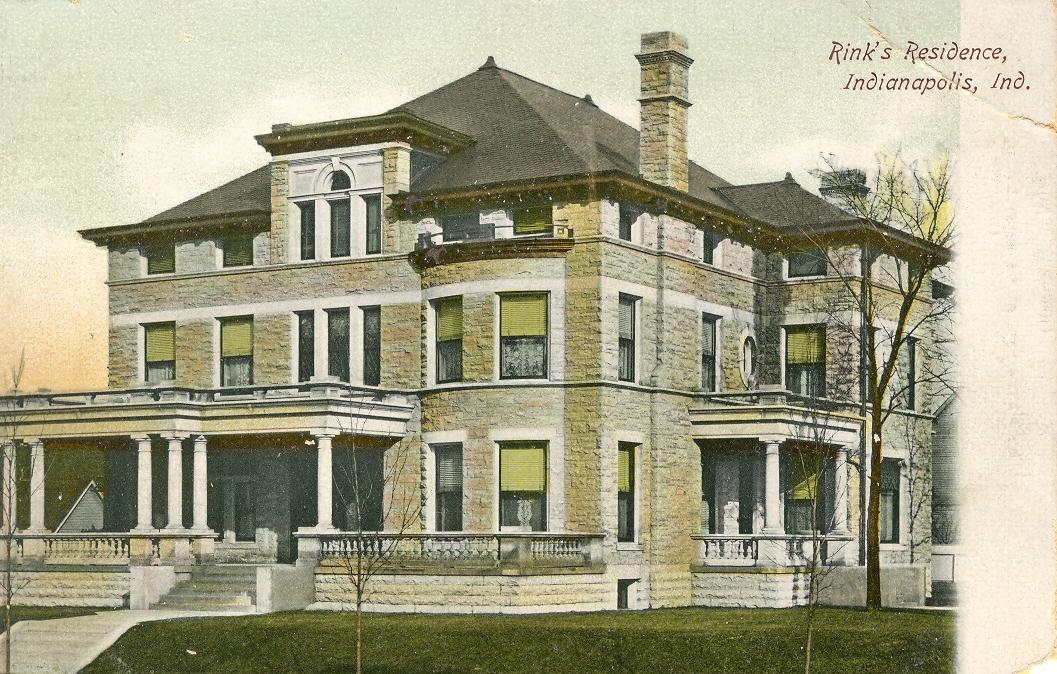 Friday Favorite: Rink Mansion, Meridian at 21st