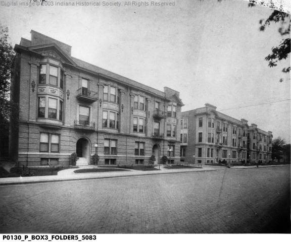 Flats Lost: The 300 Block of North Street