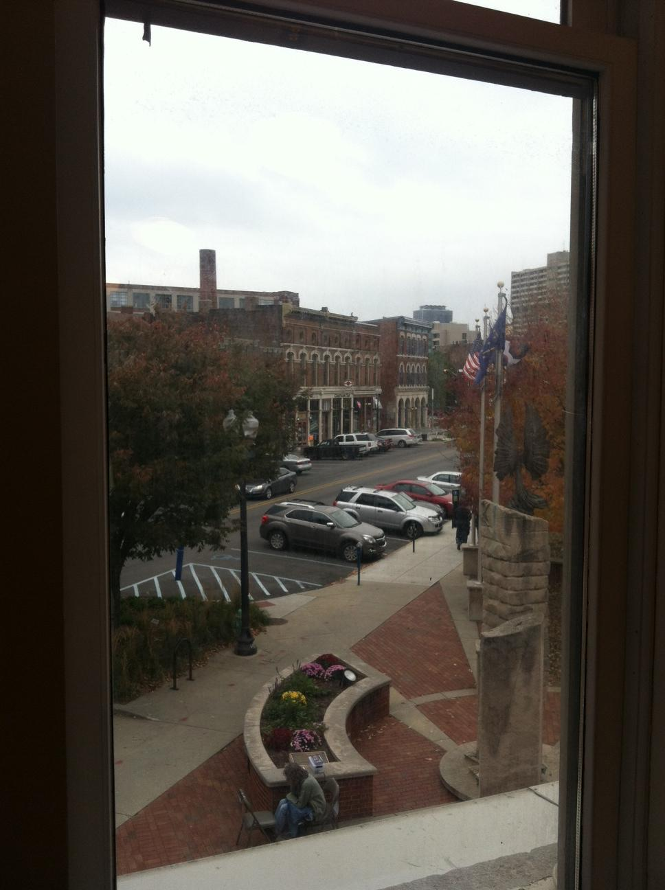 Room With a View: Indianapolis Fire Museum, Mass Ave
