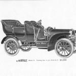 1906 National Model E Touring