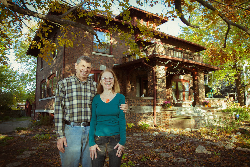 FF- Why Old Neighborhoods Are Better: Potential Magic