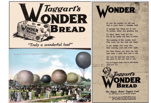 Wonder Bread 1920 New wonder bread Wonder Bread 1920