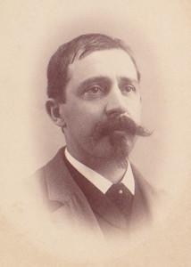 Francis William Flanner, 1854-1912  (photo courtesy of FindAGrave.com)