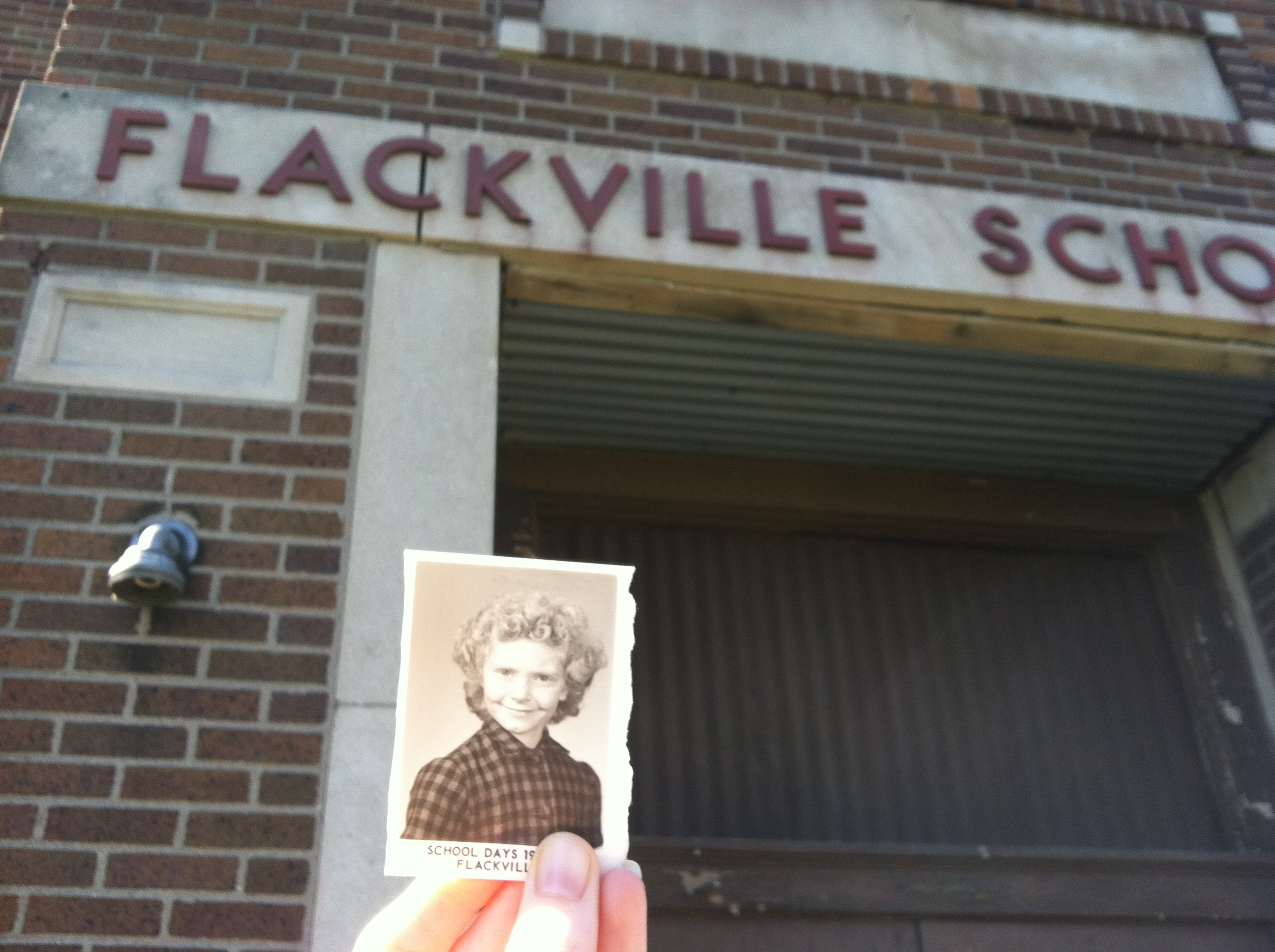 Sunday Prayers: Flackville School