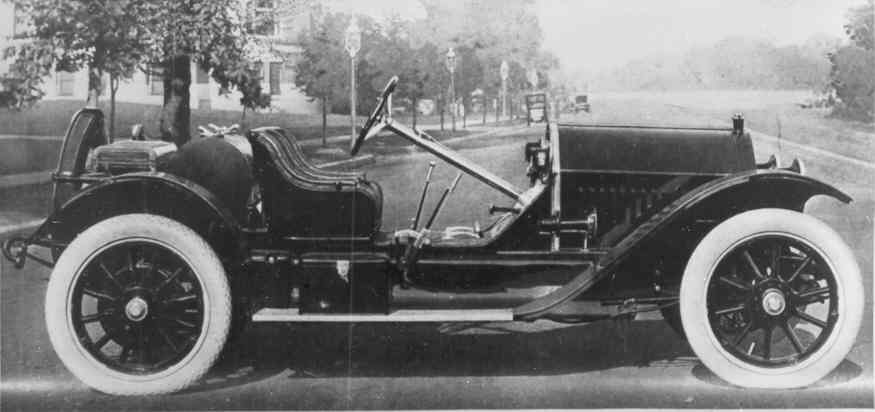 Stutz – The Car That Made Good In A Day