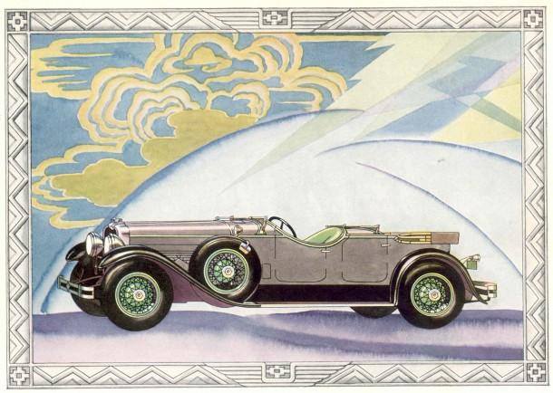 1929 Blackhawk Four Passenger Speedster