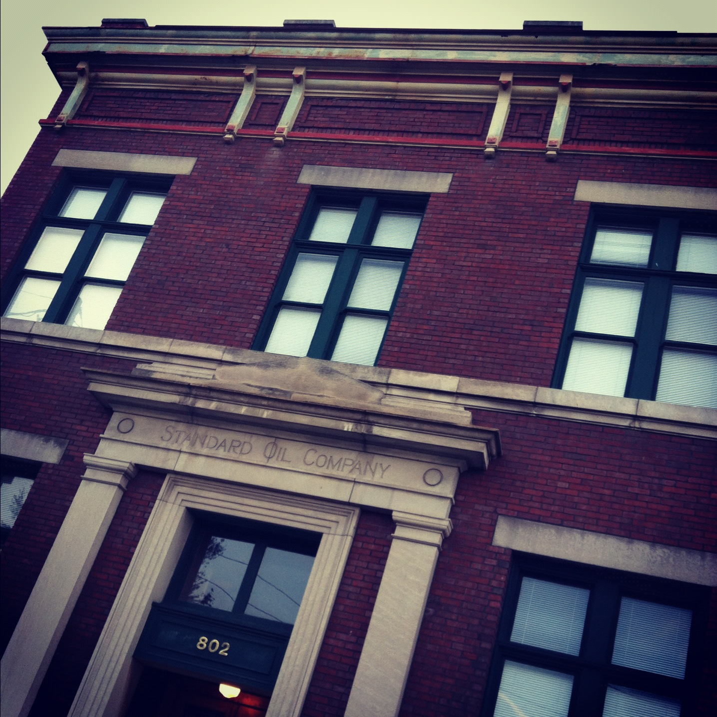 Friday Favorite: Standard Oil Company, Indianapolis