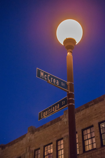 What's In a Name: McCrea Street