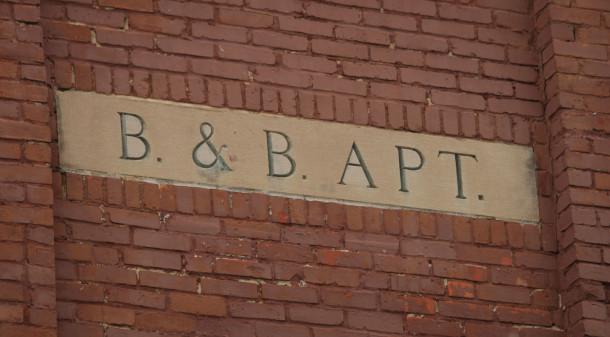 B&B Apartments, 2013, (c) photo by Kurt Lee Nettleton