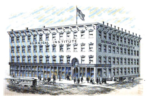 National Surgical Institute 1871