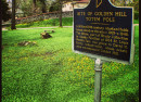 Site of the Golden Hill Totem Pole - Photo by Ryan Hamlett