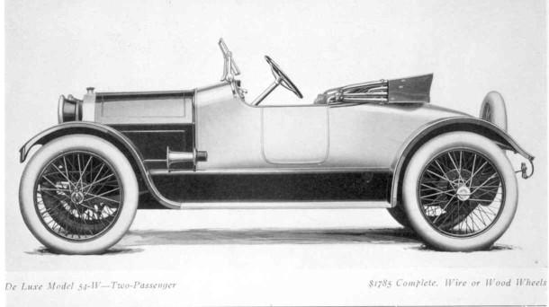 1913 Henderson Model 56 Roadster