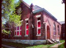 Former Friends Church, 1249 N. Alabama - Photo by Ryan Hamlett