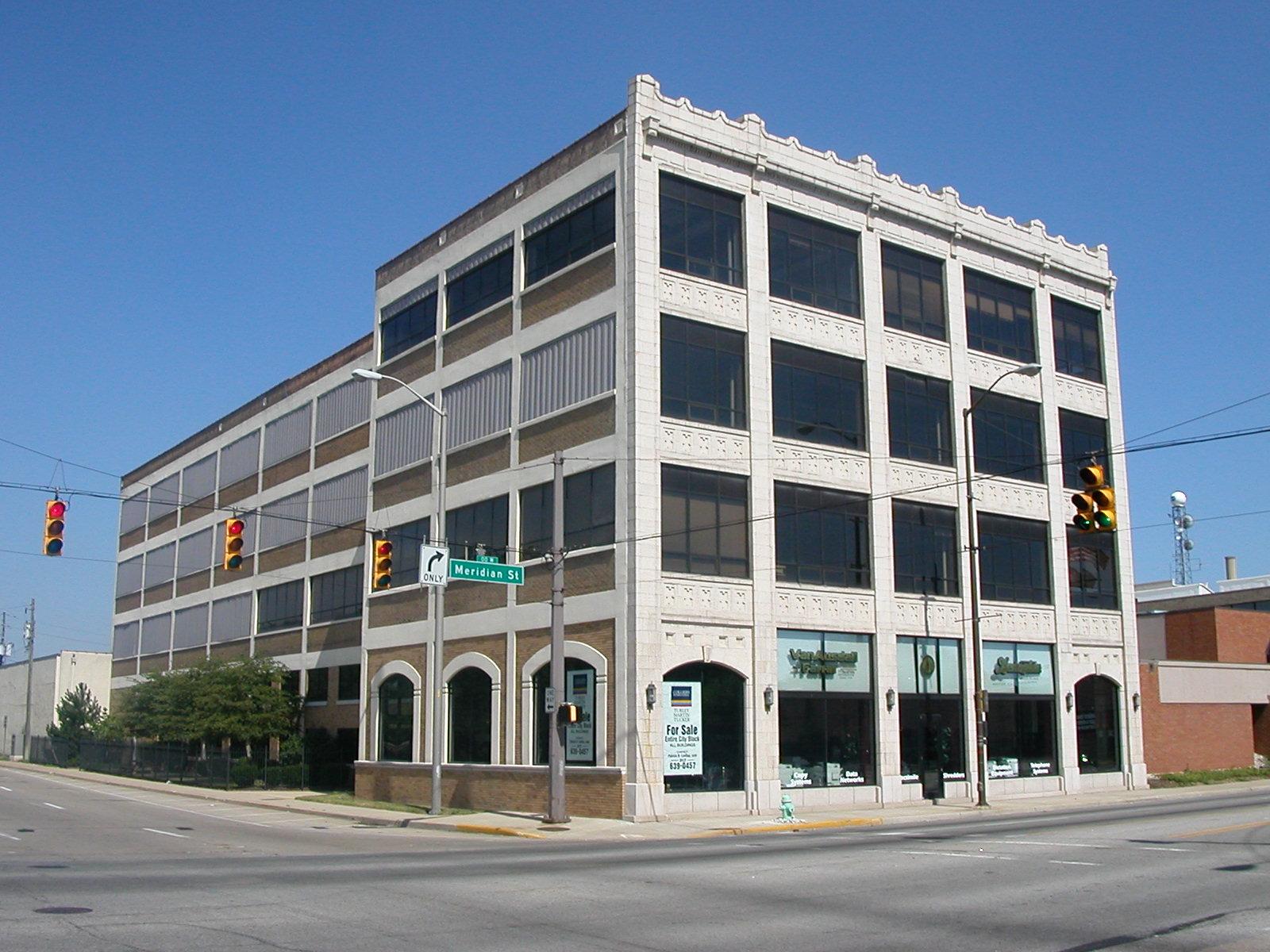 Indianapolis Auto Row Part 3
