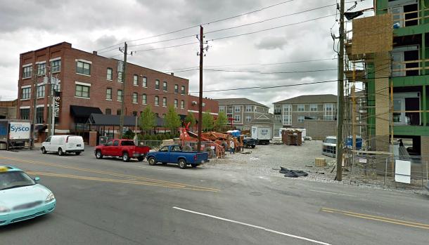 Google Street View, June 2011