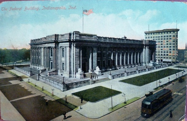 Federal building 1909