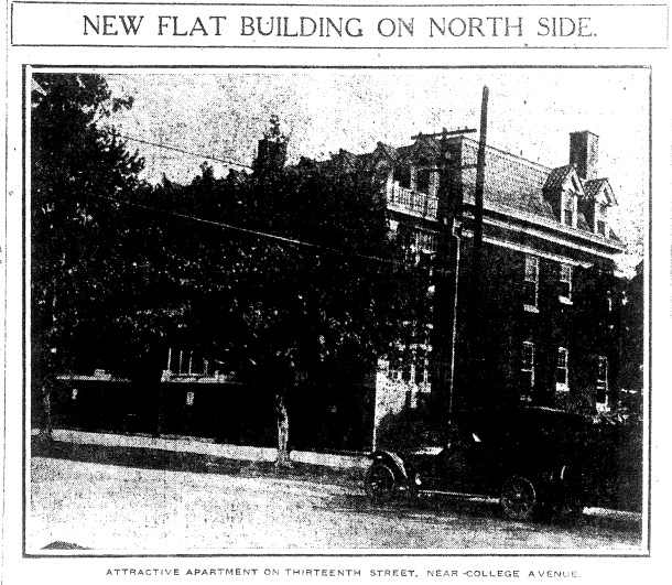 Gausepohl, IndyStar, 8/13/1916