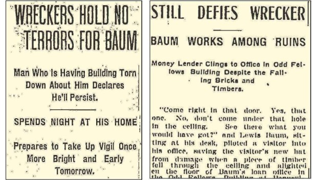 Baum articles1