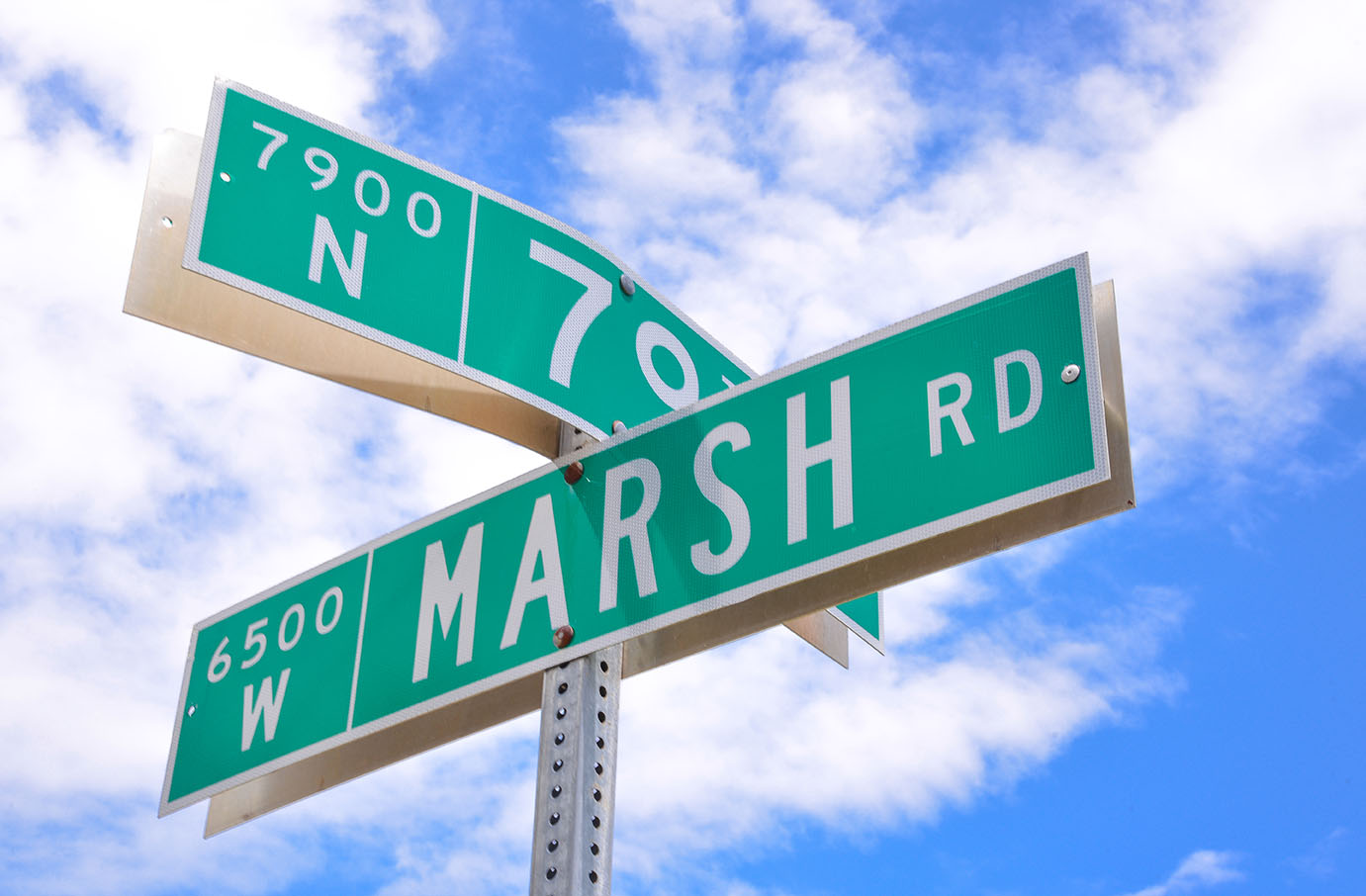 What's In a Name: Marsh Road