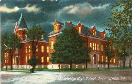 Old Shortridge high school