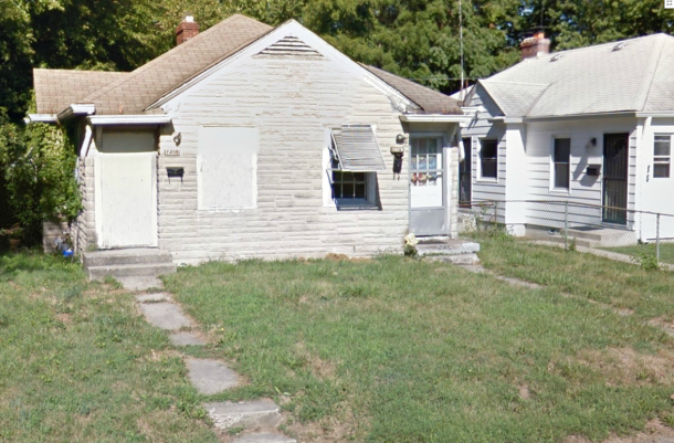 4706 Hillside today. 2013 Google Street View.