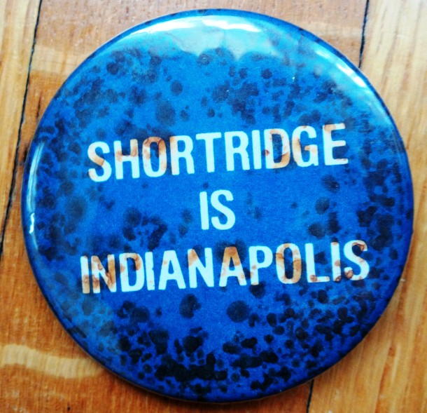 Shortridge button