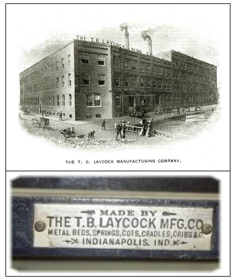 Indianapolis Collected: Local bedmaker T.B.Laycock dreamed of a better workplace