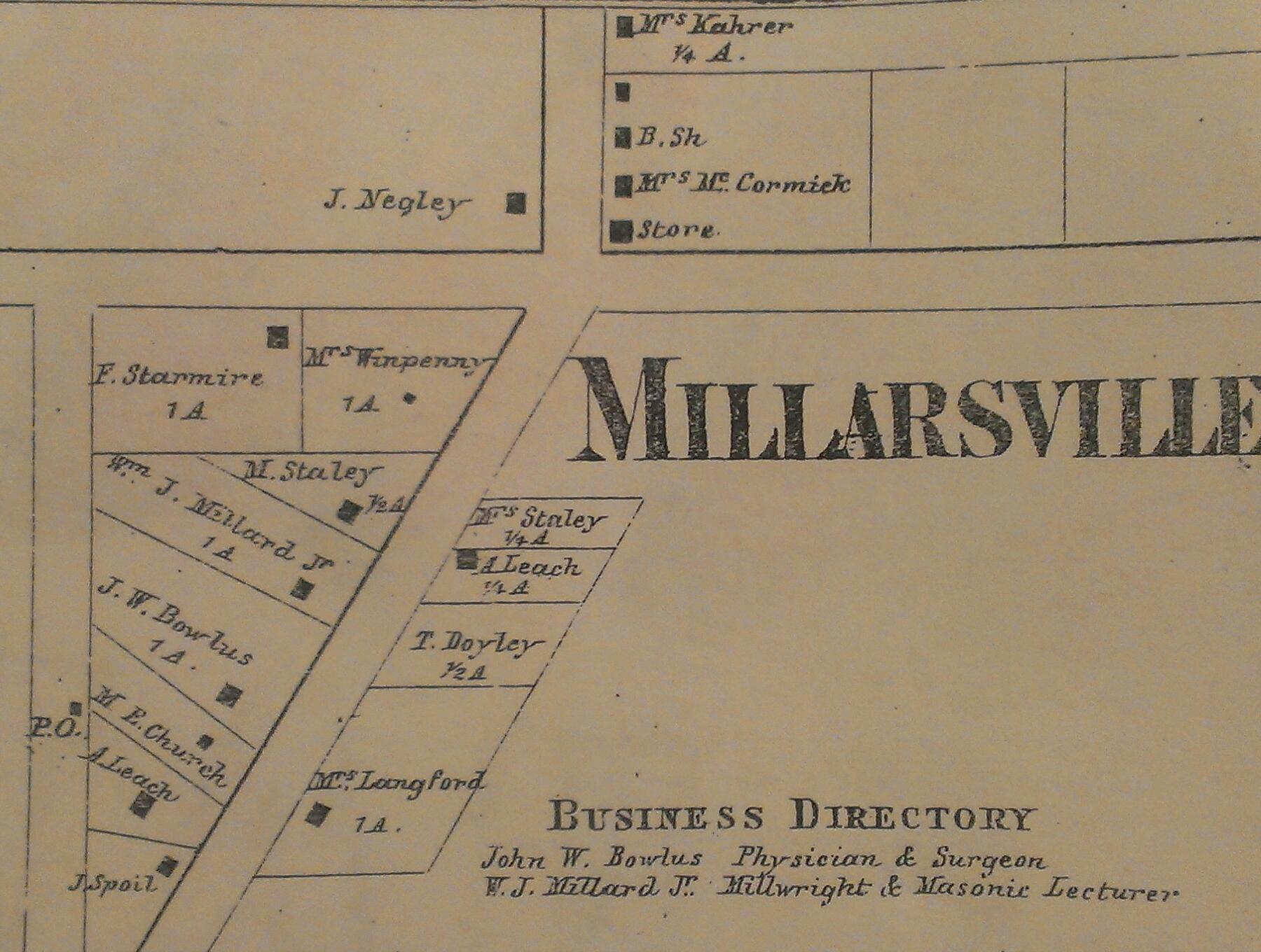 Friday Favorite: Millersville Memories - Historic Indianapolis | All ...