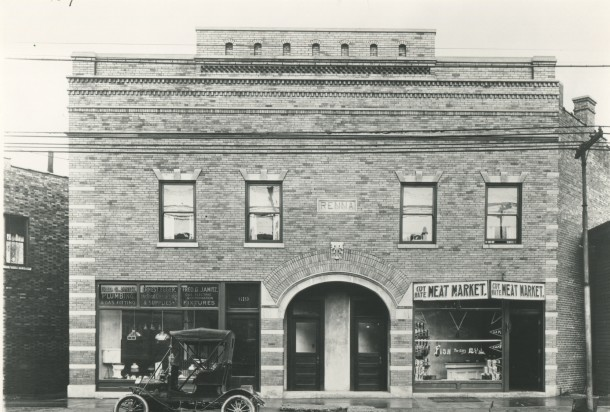 Renna, 1912, Bass Photo Co., courtesy Indiana Landmarks