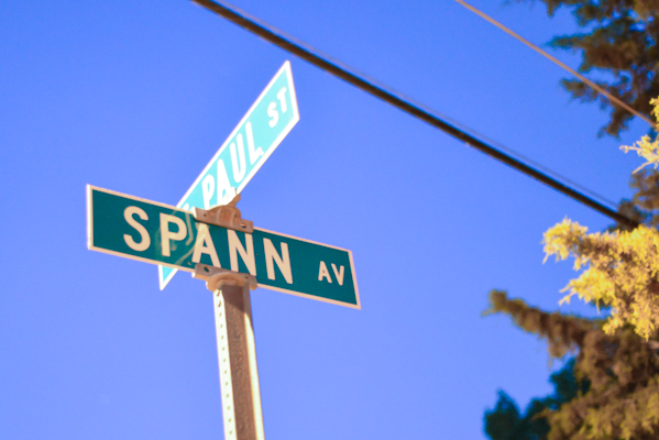 What's In a Name: Spann Avenue