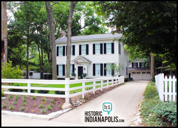 Oliver Johnson's Farmhouse (photo by Ryan Hamlett)