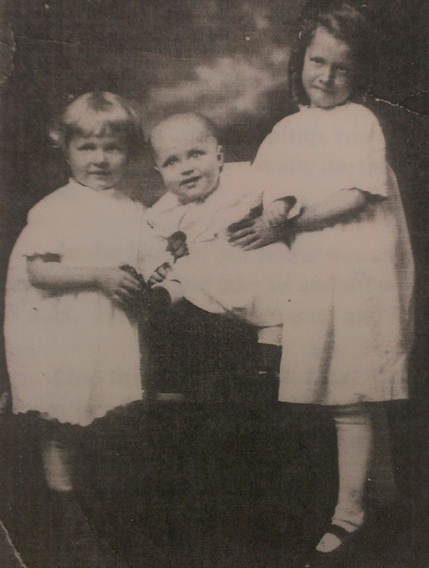 Eloise, Jimmy and Patty Risley