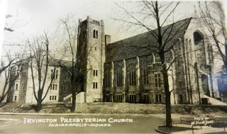 Irvington Presbyterian Church, c. 1925. Courtesy of Bill Guide, www.vintageirvington.blogspot.com