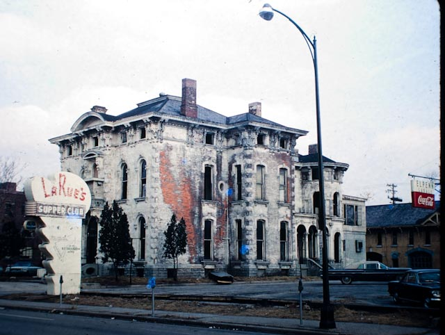 Indianapolis Collected: The Ravages of the Road