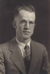 Leo Francis Welch in 1929 (photo courtesy of granddaughter, Rita Welch)