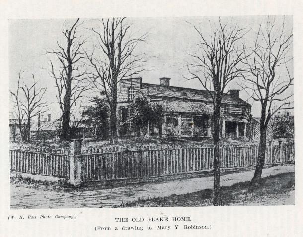 Blake house Dunn