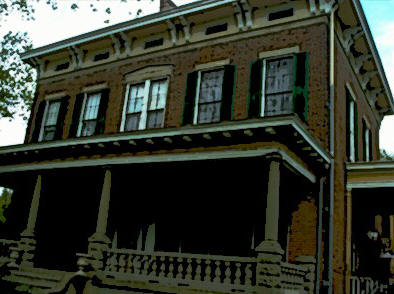 Friday Favorite: Haunted Hannah House