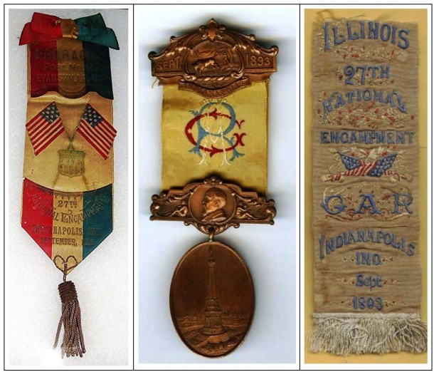 1893 ribbons