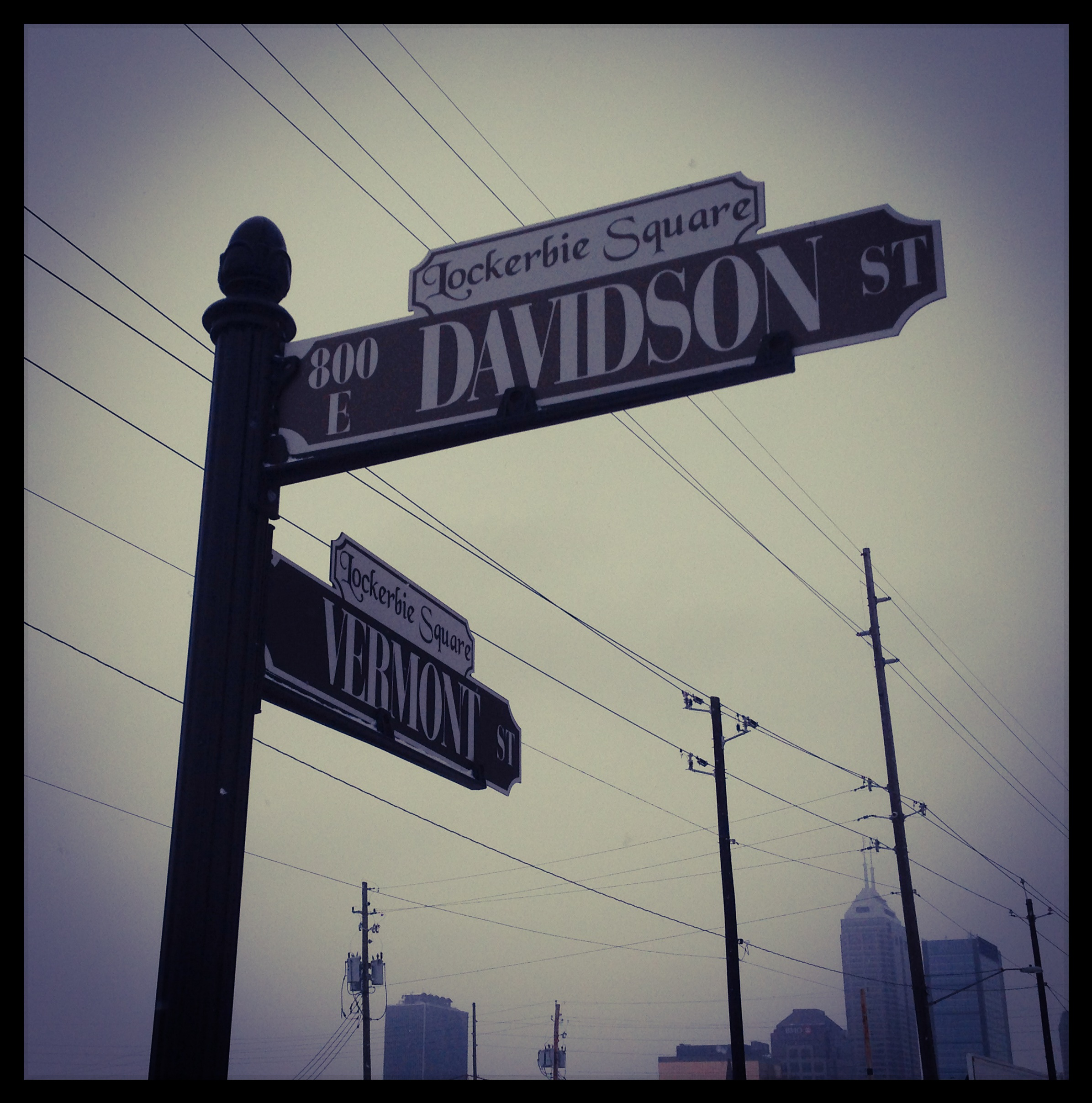 What's in a Name: Davidson Street
