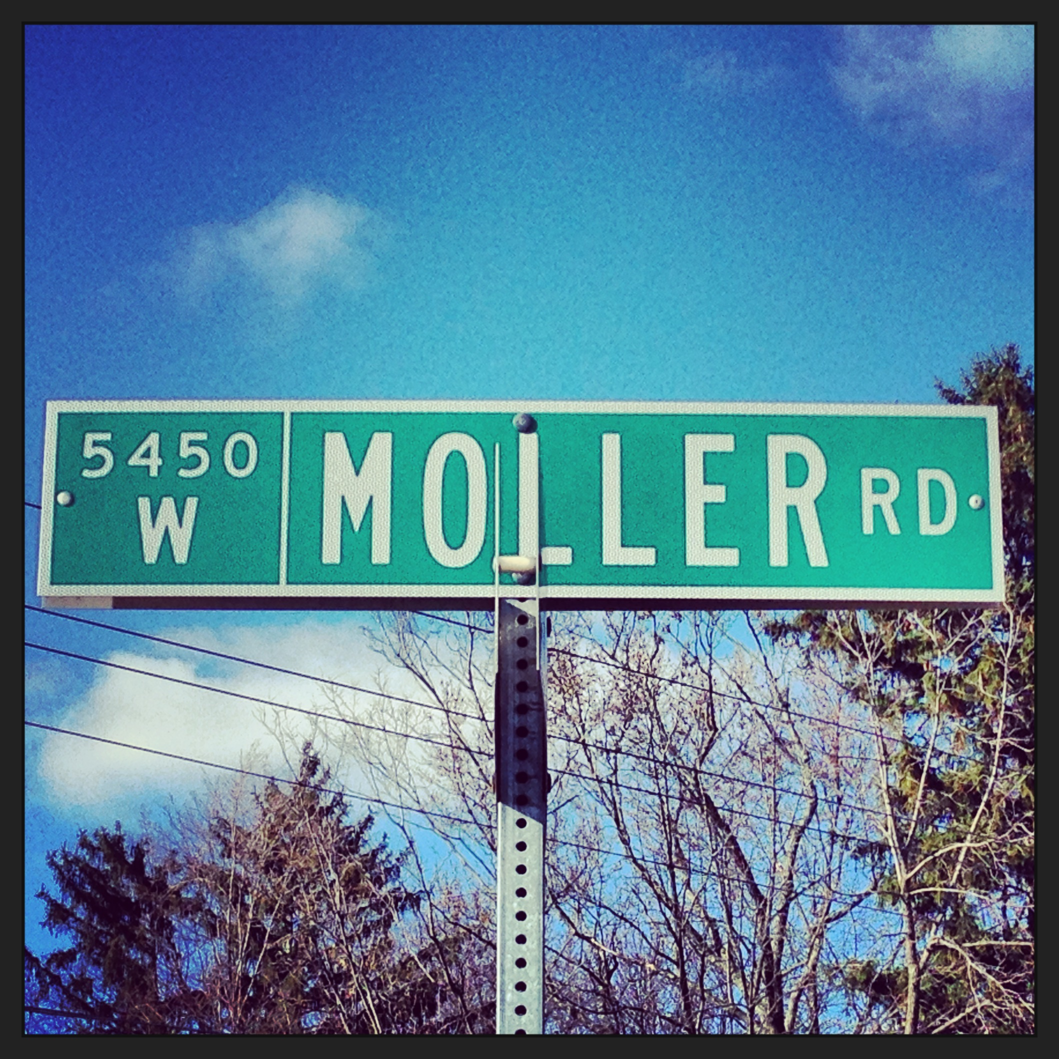 What's in a Name: Moller Road