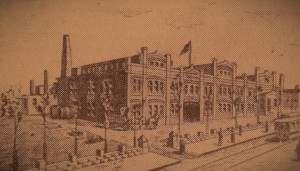 The P. Lieber Brewery on Madison Avenue opened in 1863.