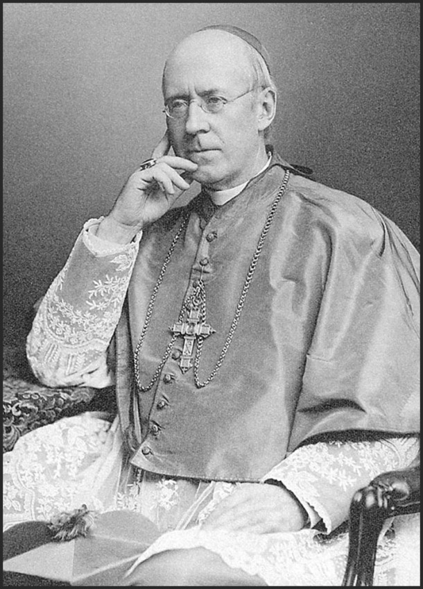 Bishop Silas Francis Chatard - photo: Wikipedia