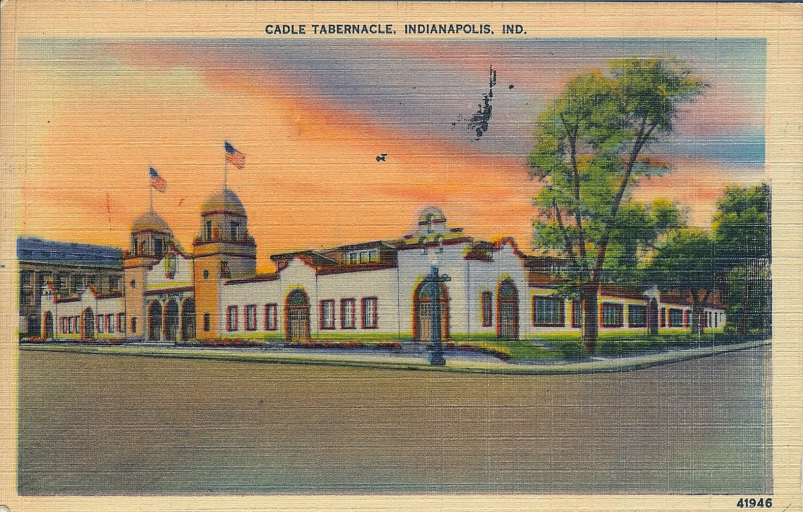 Penny Post: 515 Churches